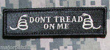 DON'T TREAD ON ME USA ARMY TAB ACU LIGHT VELCRO® BRAND FASTENER MORALE PATCH