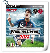 PS3 Winning Eleven 2013 Pro Evolution Soccer PES SONY Games SPORTS KONAMI