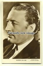 b2558 - Film Actor - Warren Williams - postcard