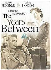 THE YEARS BETWEEN BY DAPHNE DU MAURIER GENUINE R2 DVD MICHAEL REDGRAVE VGC