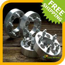 4 FORD Wheel Spacers Adapters 5x4.5 fits most FORD Vehicles 1.5 inch