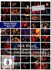 Rockpalast: Jack Bruce - The 50th Birthday Concerts [DVD/CD] New DVD