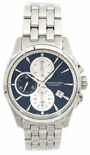 Hamilton Jazzmaster Chronograph Steel Automatic Men's Watch H32596141 New