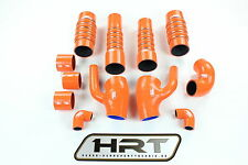 Samco Silikonschlauchkit Audi RS4 2.7L Biturbo B5 ASJ / AZR 380PS Orange