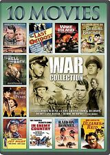 War, 10-Movie Collection: The Eagle and The Hawk : Burt Lancaster (NR) (DVD) NEW