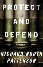 G, Protect and Defend, Richard North Patterson, 0679450440, Book
