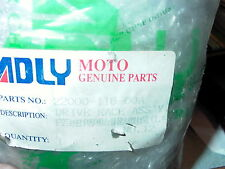 ADLY MOTO  SCOOTER GENUINE PARTS DRIVE FACE ASSEMBLY # 22000-116-00A