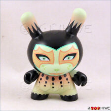 Kidrobot Dunny 2010 Fatale vinyl figure by Tara McPherson loose 3-inch figure