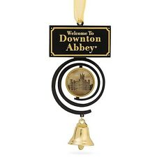 NEW Downton Abbey Pull Bell Christmas Ornament Bates Countess
