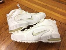 2001 Nike Air Max PENNY ONE 1 WHITE SILVER SZ 11.5 Foams 2 3 4 Half Cent Ro
