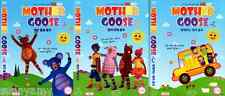 Mother Goose Club Educational DVD & CD Set A B & C - Nursery Rhymes Songs (NEW)