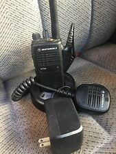 Motorola HT-750 Low Band Radio