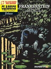 Classics Illustrated Deluxe #3: Frankenstein (Classics Illustrated Del-ExLibrary