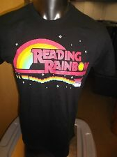 Mens Licensed Reading Rainbow Shirt New 2XL