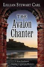 The Avalon Chanter  (Jean Fairbairn  Alasdair Cameron Mystery)-ExLibrary