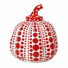 Yayoi Kusama object  pumpkin white art japan Sculpture