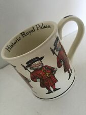 Royal Mug Palaces England Historic Cup Collection Souvenir Buckiham New