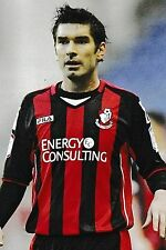 Football Photo RICHARD HUGHES AFC Bournemouth 2012-13