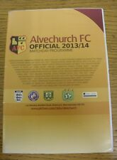 24/04/2014 Alvechurch v Loughborough University  .  We are pleased to be able to