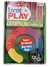 First Play Caterpillar Grasping Toy by Melissa & Doug
