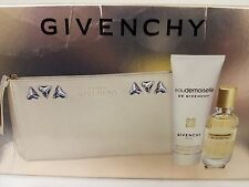 EAUDEMOISELLE DE GIVENCHY WOMEN SET 1.7 OZ EAU DE TOILETTE+B/LOTION 3.3OZ+POUCH