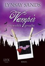 Vampir verzweifelt gesucht  Lynsay Sands  Taschenbuch ++Ungelesen ++