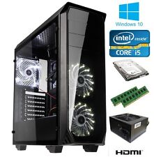 RAPID FAST LUMINOSITY GAMING PC WINDOWS 10 i5 2400 @ 3.10GHz 16GB 1TB HDMI WIFI