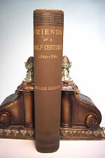 1891 FIFTY MEMORIALS OF MEMBERS of SOCIETY OF FRIENDS 1840-1890 *Quakers