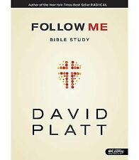 Follow Me Bible Study by David Platt (2013, Paperback)