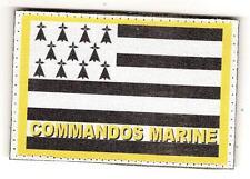 MARINE       COS         COMMANDOS    MARINE              patch   velcros   N° 1