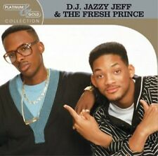 Platinum & Gold Collection - Dj Jazzy Jeff & Fresh Prince (2003, CD NIEUW)