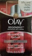 Olay Regenerist Micro Sculpting Eye swirl  - 0.5 oz