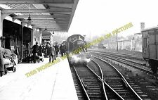 Cirencester Town Railway Station Photo. Kemble Line. Great Western Railway. (5)
