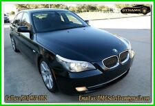 2010 BMW 5-Series 535I ~NAVIGATION