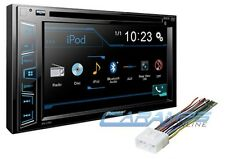 "NEW 6.2"" TOUCHSCREEN PIONEER CAR STEREO RADIO WITH & SIRIUS XM READY & BLUETOOTH"