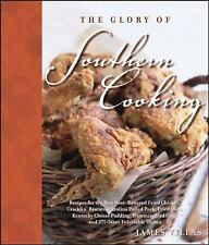 The Glory of Southern Cooking: Recipes for the Best Beer-Battered Frie-ExLibrary