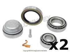 Mercedes w116 w123 (1973-1985) FRONT Wheel Bearing Kits (2) FAG + WARRANTY