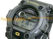 CASIO G-Shock G-Rescue G7900-3D G-7900-3D Army Green Free Ship