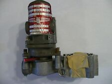 AIRCRAFT AVIATION GATE VALVE AV16B 1519 D CORE GENERAL CONTROLS 150 PSI 26V 48W
