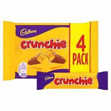 Cadbury Crunchie (4 X 26.1g barras de chocolate) 104.4g