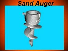 Stationary Pipe Boat Dock Hardware Sand Auger 903