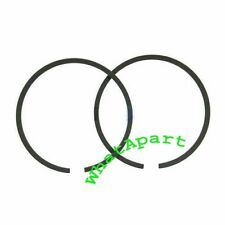 44mm Piston Rings Gas Scooter Pocket Bike Cat Eye X1 X2 X7 X8 Mini Cag 49cc