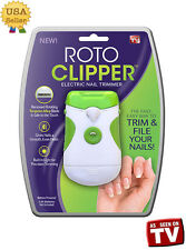Roto Clipper Nail Trimmer Nail Clipper Built In Light As Seen On TV New US Store