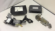 GENUINE PORSCHE 996 C2 3.4 MANUAL ENGINE /  IMMOBILISER ECU & LOCK KIT SET