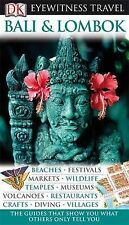 DK Eyewitness Travel Guide: Bali & Lombok by Bruce Carpenter (Paperback, 2009)