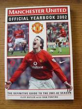 2001/2002 Manchester United: Official Yearbook 2002, The Definitive Guide to The