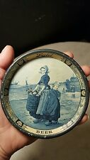Antique Circa 1900 Goebel Beer Tip Tray-Nice 1