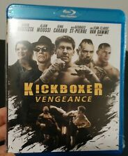 Kickboxer: Vengeance (Blu-ray Disc,2016) Brand NEW (Sealed)-Free S&H - Van Damme