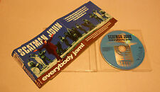 Single CD Scatman John - Everybody Jam! 4 Tracks 1996 MCD S 41