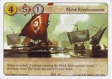 3 x Naval Reinforcements AGoT LCG 1.0 Game of Thrones Reach of the Kraken 19